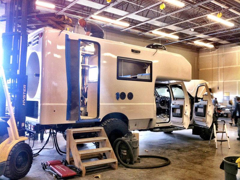 2008 EarthRoamer Expedition Vehicle For Sale - Marketplace